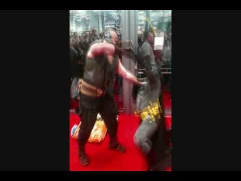 Comic Con 2012 New York