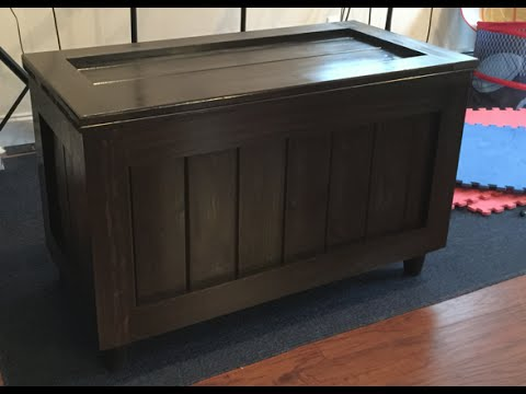 How to Make a Toy Chest