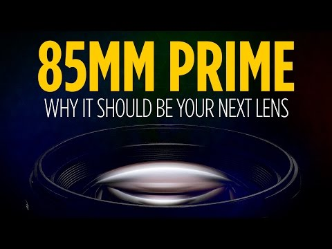 Top 5 Reasons Why a 85mm Prime Should be Your Next Lens Purchase