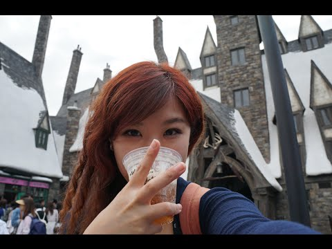 Universal Studios Japan 2015: Spiderman/ Harry Potter/ Attack On Titan/ Back To The Future!