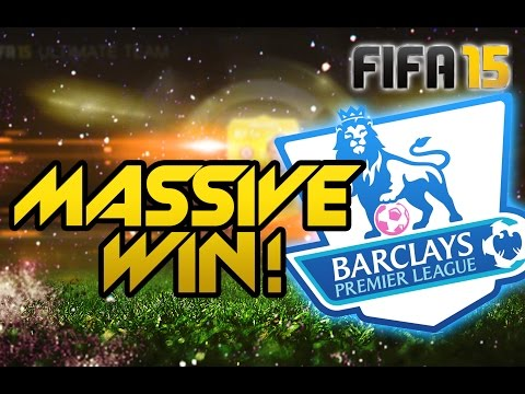 MASSIVE WIN! BPL TEAM | Fifa 15 Ultimate Team