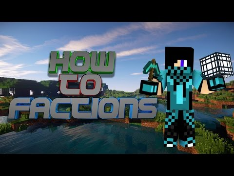 How To Factions #1.: How To Make A Blaze Grinder