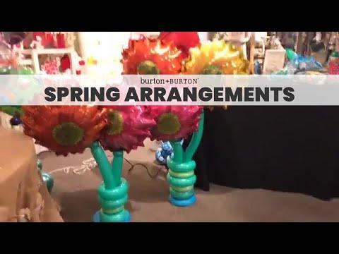 Facebook Live: Spring Arrangements with Edward Muñoz, CBA®