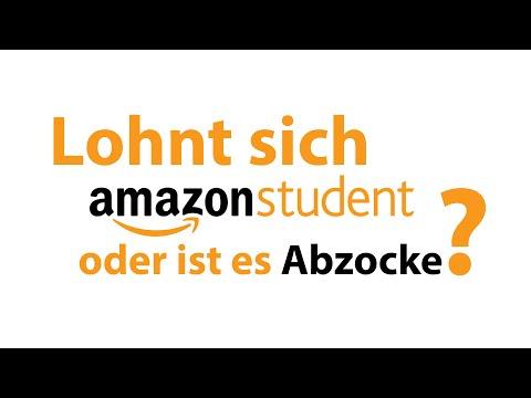 Lohnt sich Amazon Prime Student? [2016 Test mit Link]