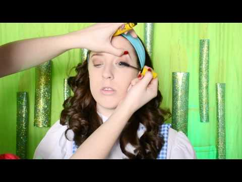 Dorothy Makeup Tutorial