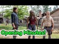The Walking Dead Season 9 Premiere Opening Minutes Breakdown Judith Talking, Saviors, Dc, & More mp3