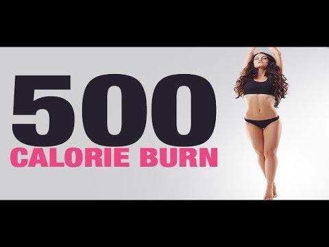 How to Burn 500 Calories | Burn Calories Fast