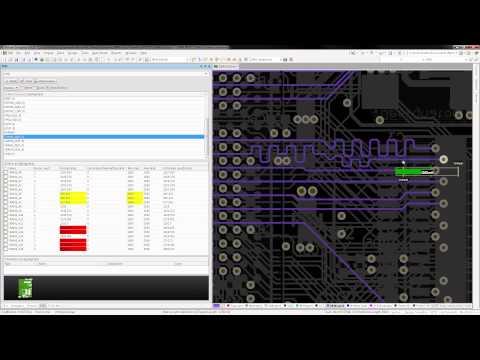 Altium Designer 14.3 Length Tuning