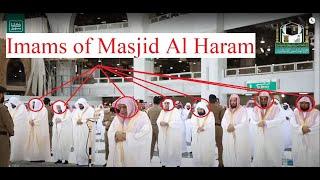 EID AL FITR 2020 with Imams of Masjid Al Haram, Makkah