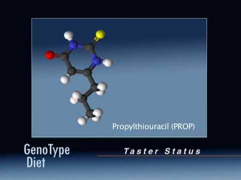 The GenoType Diet: Determining Taster Status