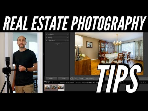 Real Estate Photography Tips & Ambient plus Flash Images