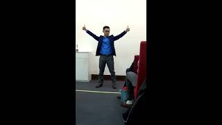 Humorous Speech About Toastmasters - Good Done Well Job by Chen Choon