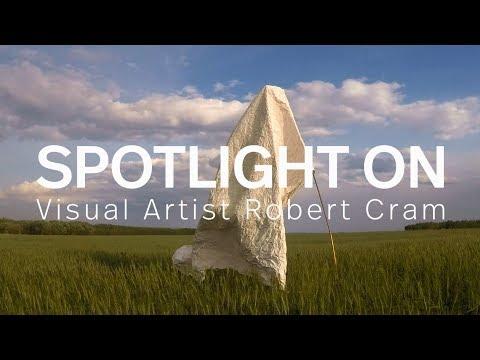 He Biked His Sculpture Through Yellowknife's Midnight Sun