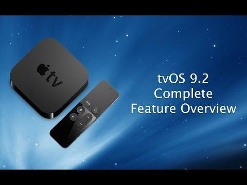Top tvOS 9.2 New and Hidden Features - iPhone Hacks
