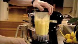 Gordon Ramsay - Passion fruit & banana souffle
