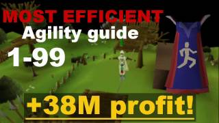 OS RSPS Ultimate 1 99 Agility Guide