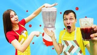 Download Готовим коктейли. Челлендж телепатия: видео для детей. Video