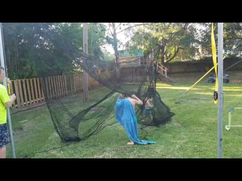 DIY Batting cage