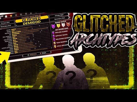 3 GLITCHY ARCHETYPE LINEUP TO WIN EASY VC AT HIGHROLLERS - NBA 2K18