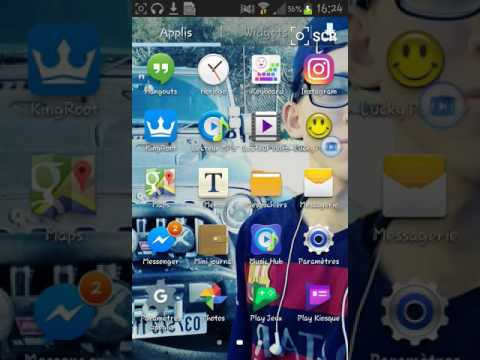 How tp use the storage Usb On galaxy s2