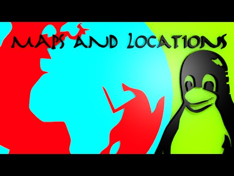 Click on a Map Location HTML JavaScript Linux Tutorial Google Maps API