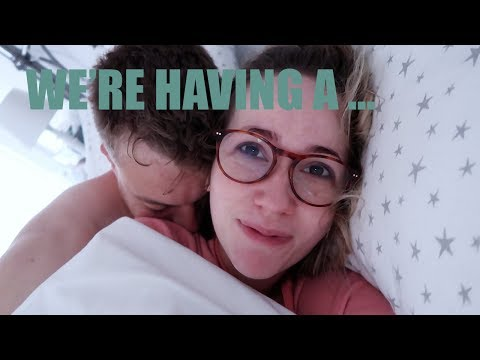 GENDER REVEAL! SCAN DAY VLOG | Amy Farquhar