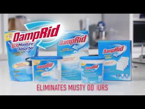 DampRid - Get rid of that musty smell!