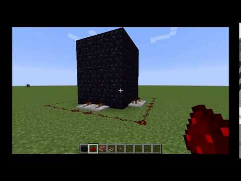Minecraft: How to build TNT fireworks