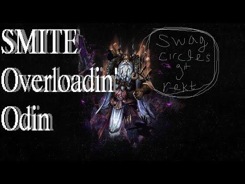 SMITE - Overloadin' Odin