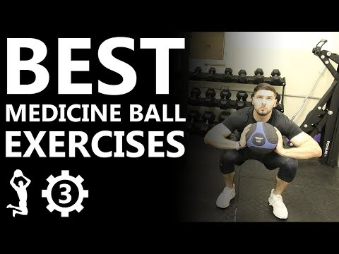 Medicine Ball Exercises for Vertical Jump: How to Increase Your Vertical and Jump Higher