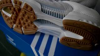 best sneakers bf359 eeb20 adidas Originals Climacool White Gum Review
