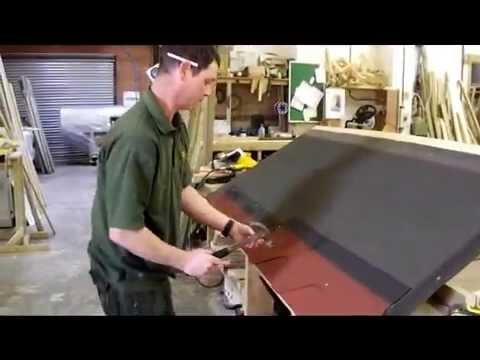 How to Felt and Shingle a roof
