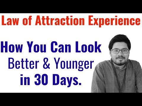 MANIFESTATION #39: Get Perfect Skin, Become Good Looking with Law of Attraction | Get Rid of Pimples