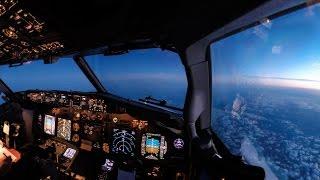 X-Plane 11 - ZIBO MOD 737 - REAL BOEING PILOT - RNAV/GNSS