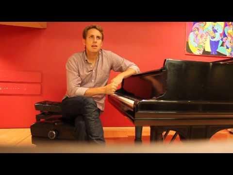 A-Sides Interview: Ben Rector (8-26-2013)