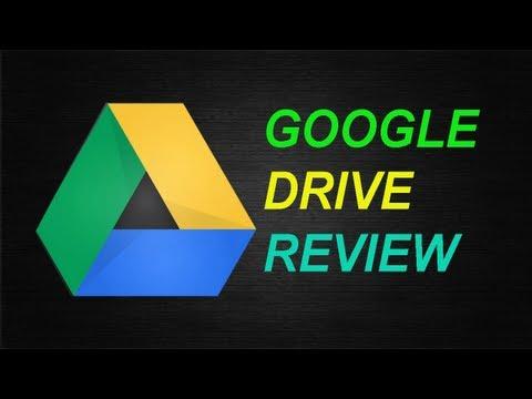 Google Drive (Review)