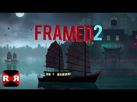 FRAMED 2 (By Loveshack) - iOS / Android - Complete Walkthrough Gameplay