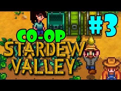 Stardew Valley MULTIPLAYER - BLIND Playthrough - Part 3 (Beta)