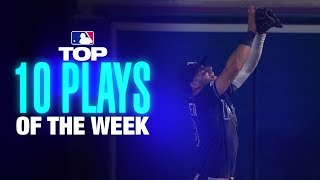 Harper, Tatis Jr. and Acuña Jr. show out! | Top 10 Plays of the Week (8/12-8/18) | MLB Highlights
