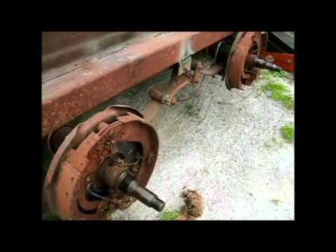 Electric Trailer Brakes