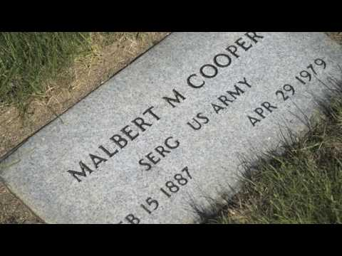 Headstone for a forgotten veteran