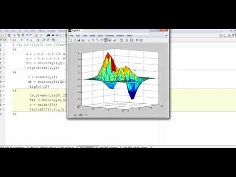 2D, 3D Plotting in MATLAB: Lecture - 3