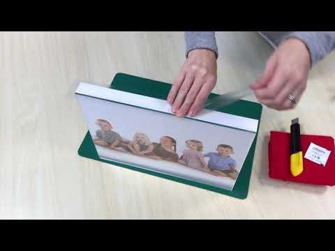 Vu-Max Pro Acrylic Block Mounts