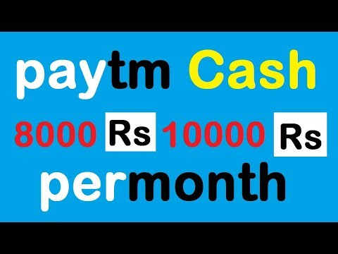 HOW TO EARN MOBILE EASY WAY and get PaytmCash