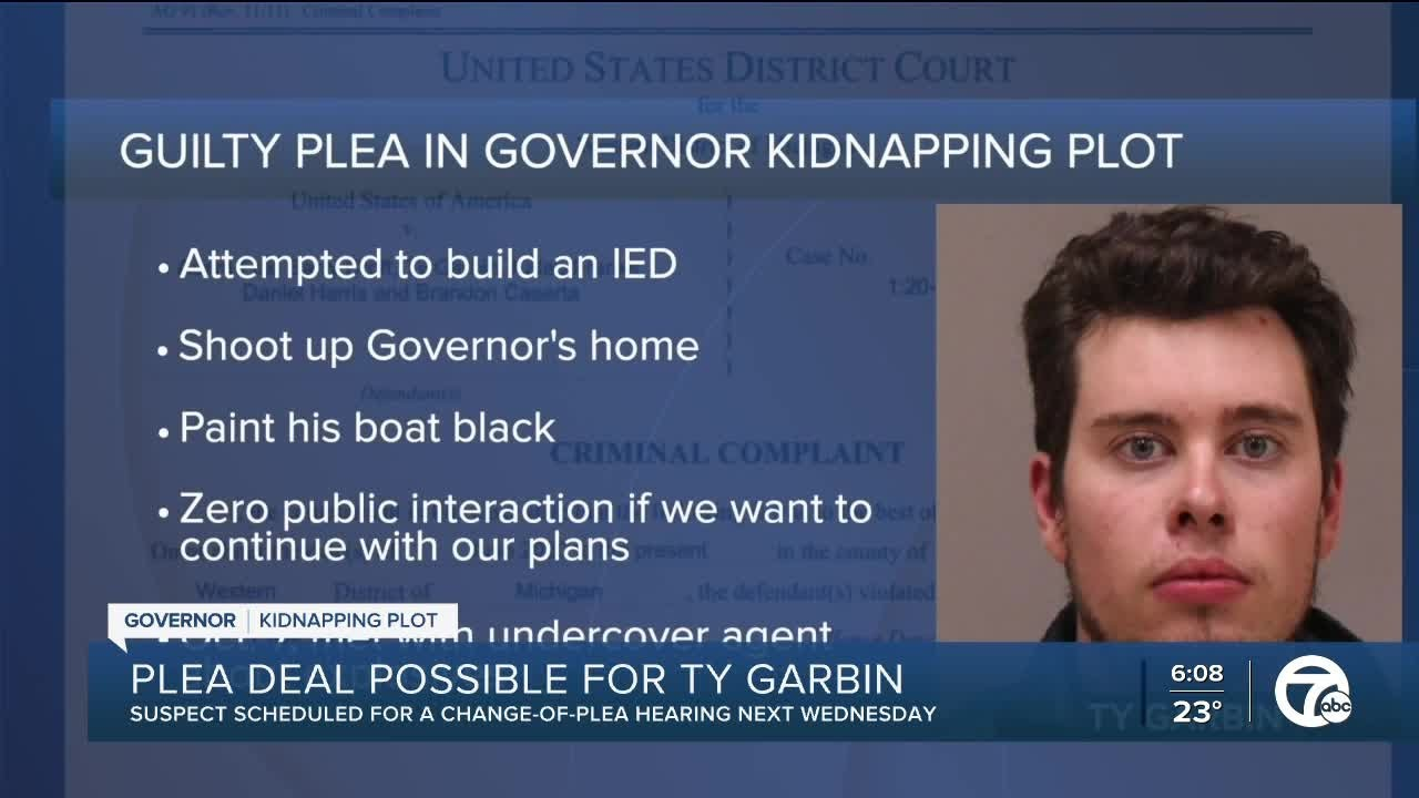 Could plea change in Whitmer kidnapping case link to US Capitol case?