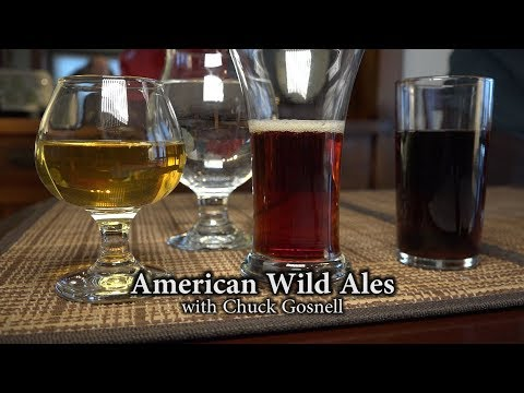 American Wild Ales with Chuck Gosnell