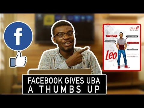 Facebook CEO (Mark Zuckerberg) gives UBA's LEO a nod and some accolades