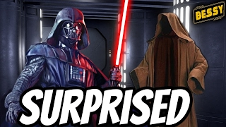 Why Darth Vader Was Surprised When Obi-Wan Disappeared(Canon) - Explain Star Wars (BessY)