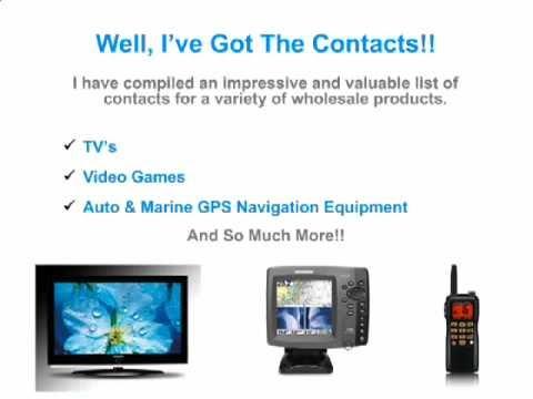 Electronics Wholesale Supplier List
