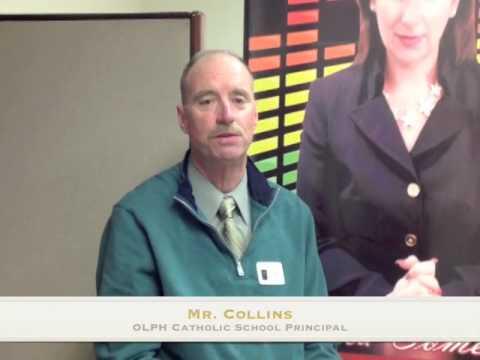 OLPH Catholic School Principal Mr. Collins Interview
